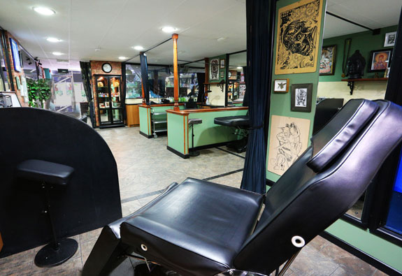 the tattoo stations