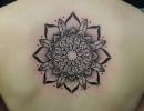 mandala tattoo by Alex
