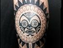 tribal tattoo by Alex