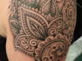 mehndi tattoo by Alex