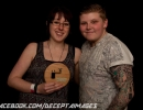 Alex's Jurassic Coast Tattoo Convention award