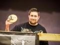 Ben's Jurassic Coast Tattoo Convention award