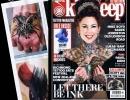 Skin Deep magazine